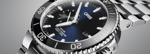 Oris Aquis Small Second Date - po faceliftingu