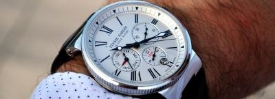 Hands-On: Ulysse Nardin Marine Chronograph Annual Calendar