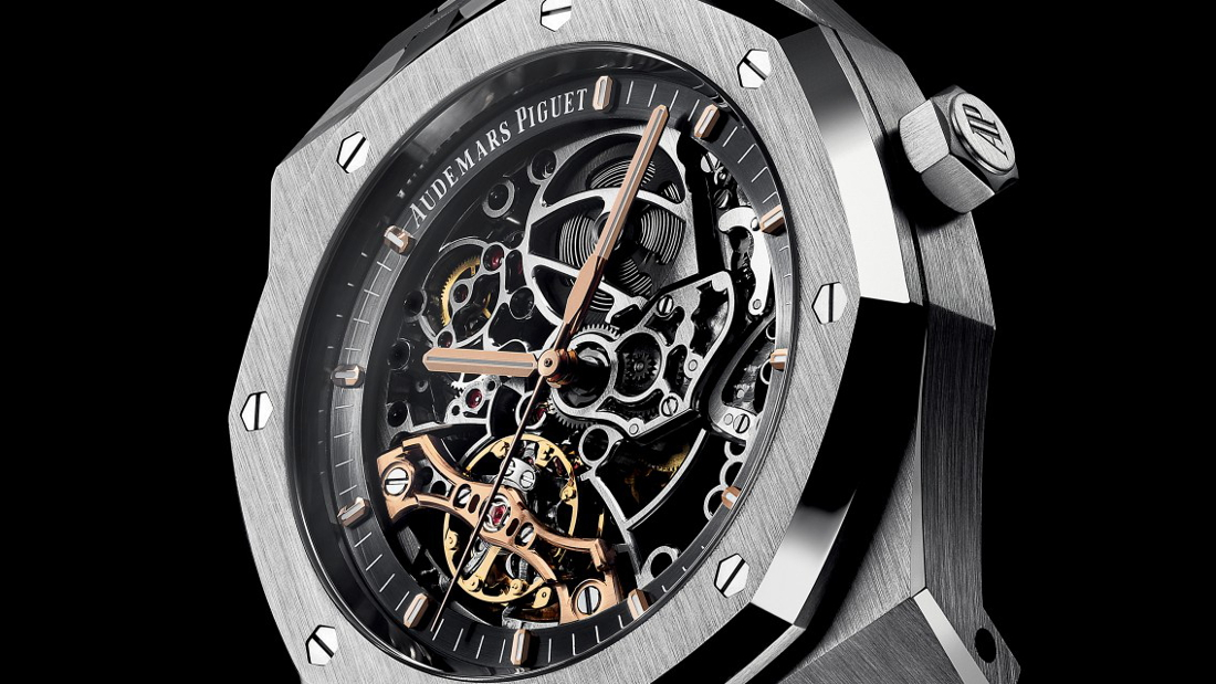 Audemars Piguet Royal Oak Double Balance Wheel Openworked | Timeandwatches.pl