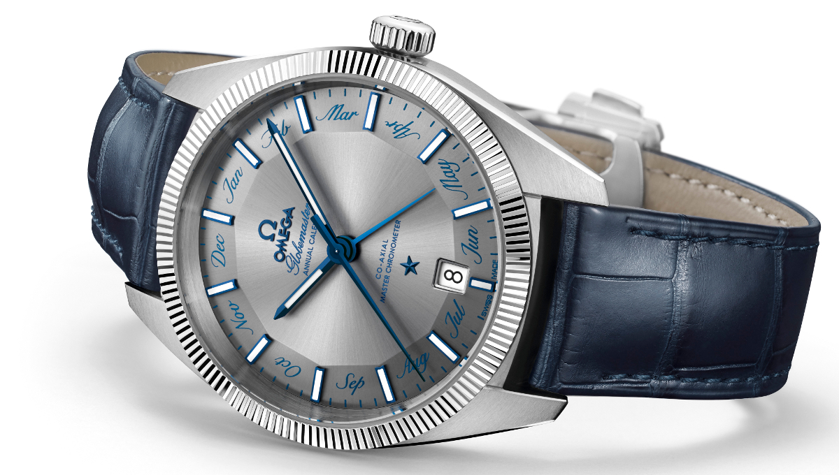 Omega Globemaster Co-axial Master Chronometer Annual Calendar - timeandwatches.pl
