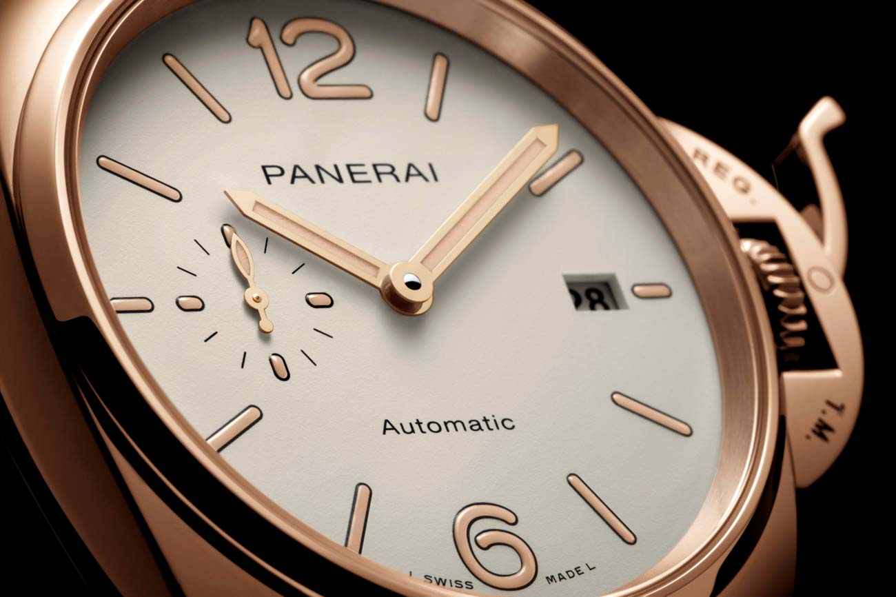 Panerai Luminor Due Goldtech