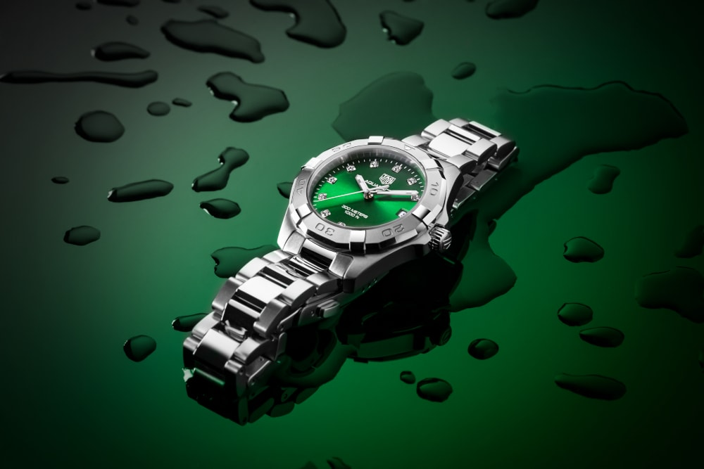 Timeandwatches.pl TAG Heuer Aquaracer