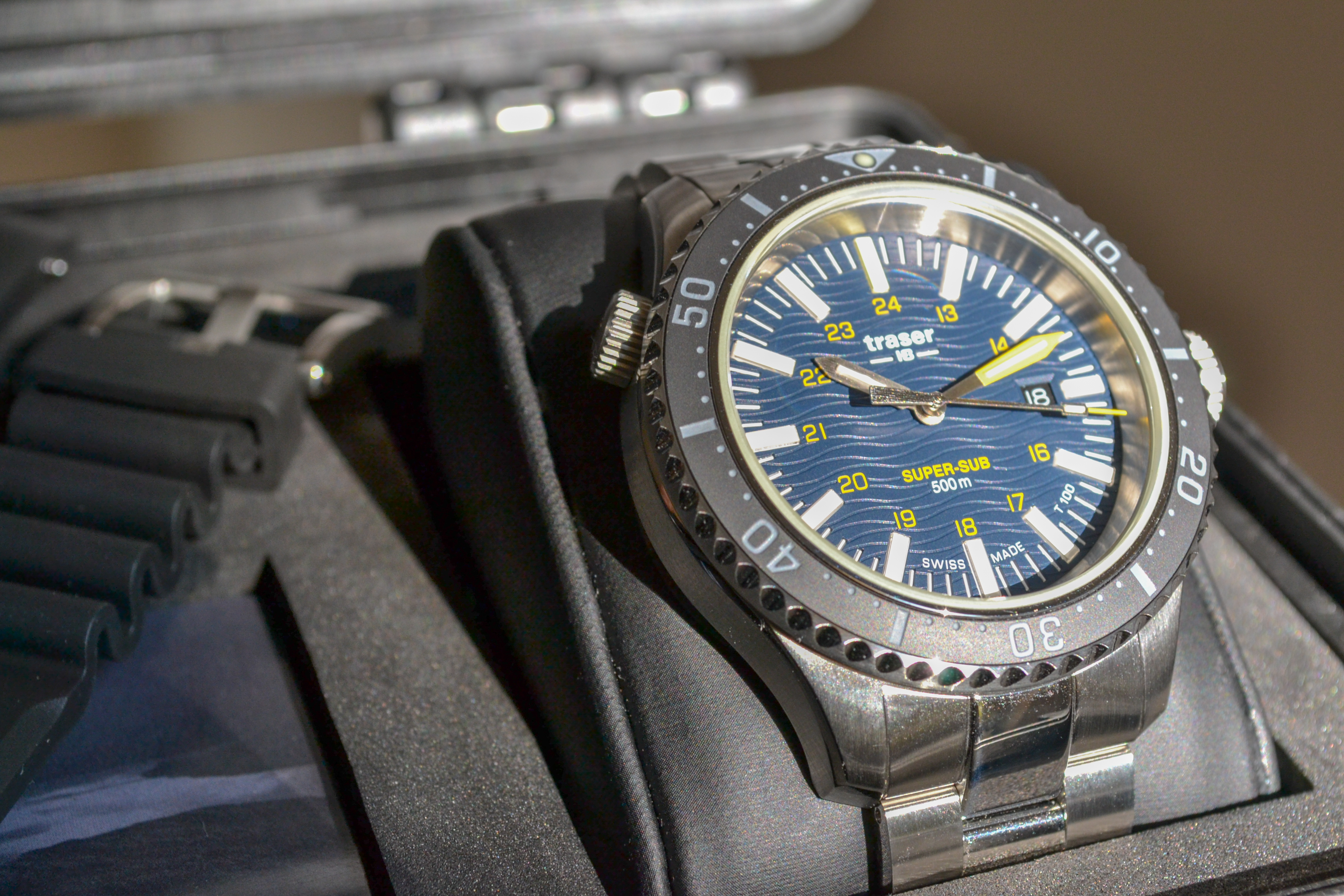 Traser P67 SuperSub timeandwatches.pl