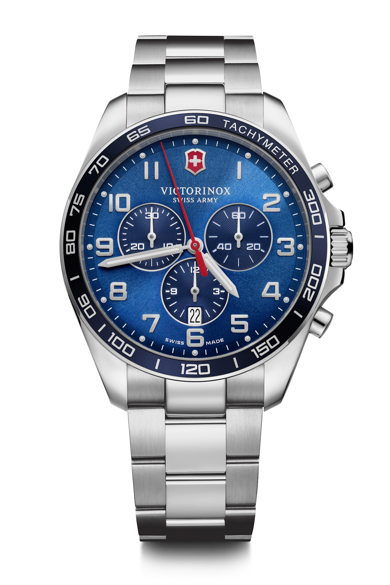 Victorinox Swiss Army FieldForce Classic Chronograph timeandwatches.pl