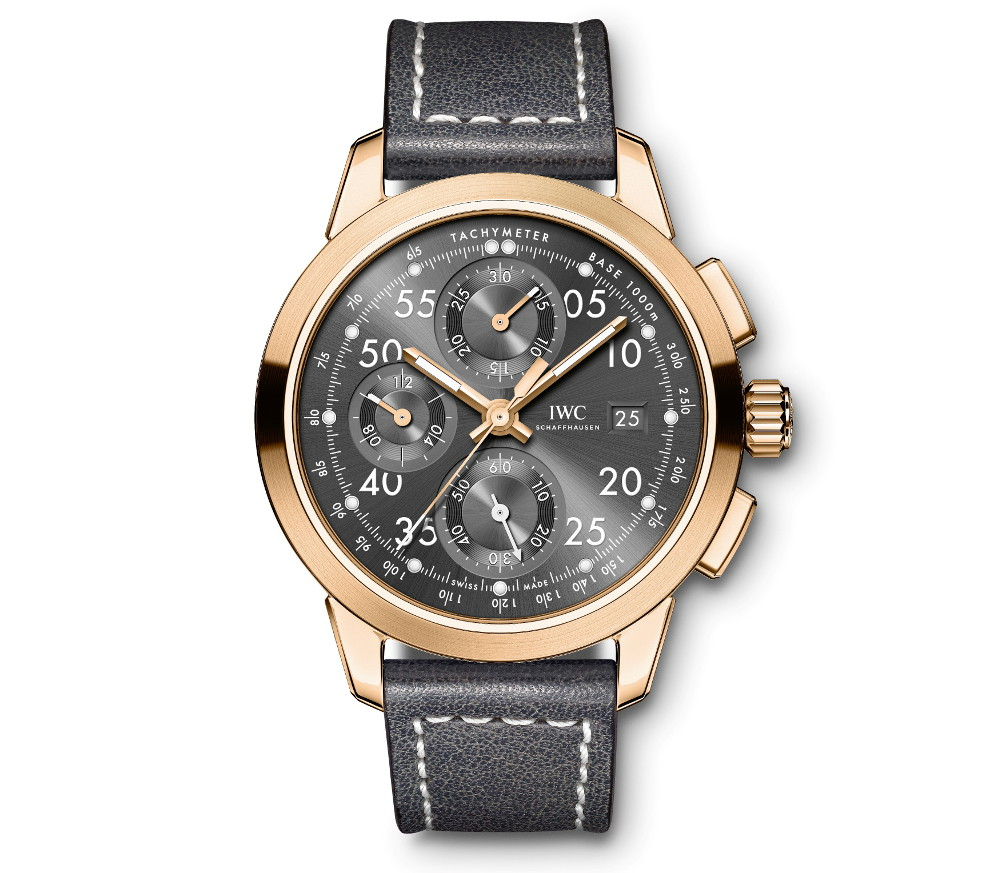 "IWC Schaffhausen Ingenieur Chronograph ""Tribute to Nico Rosberg""  