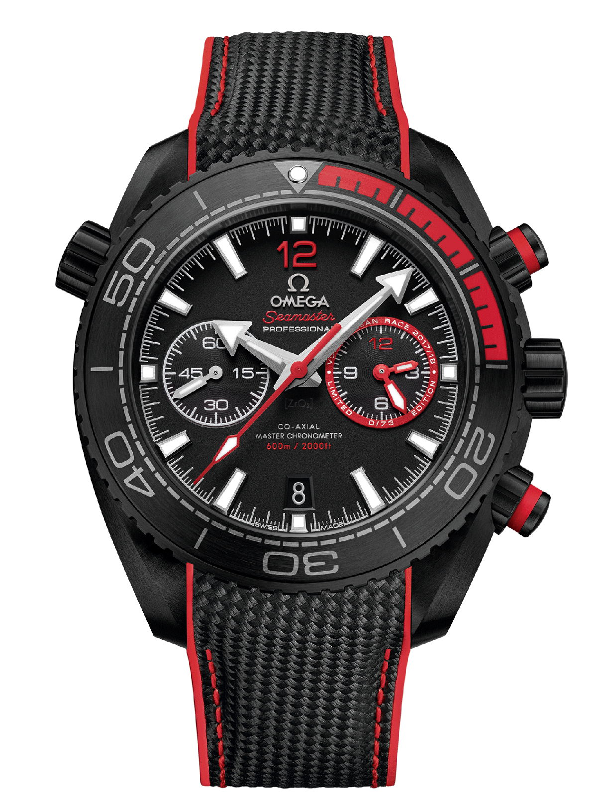 Omega x Volvo Ocean Race | timeandwatches.pl