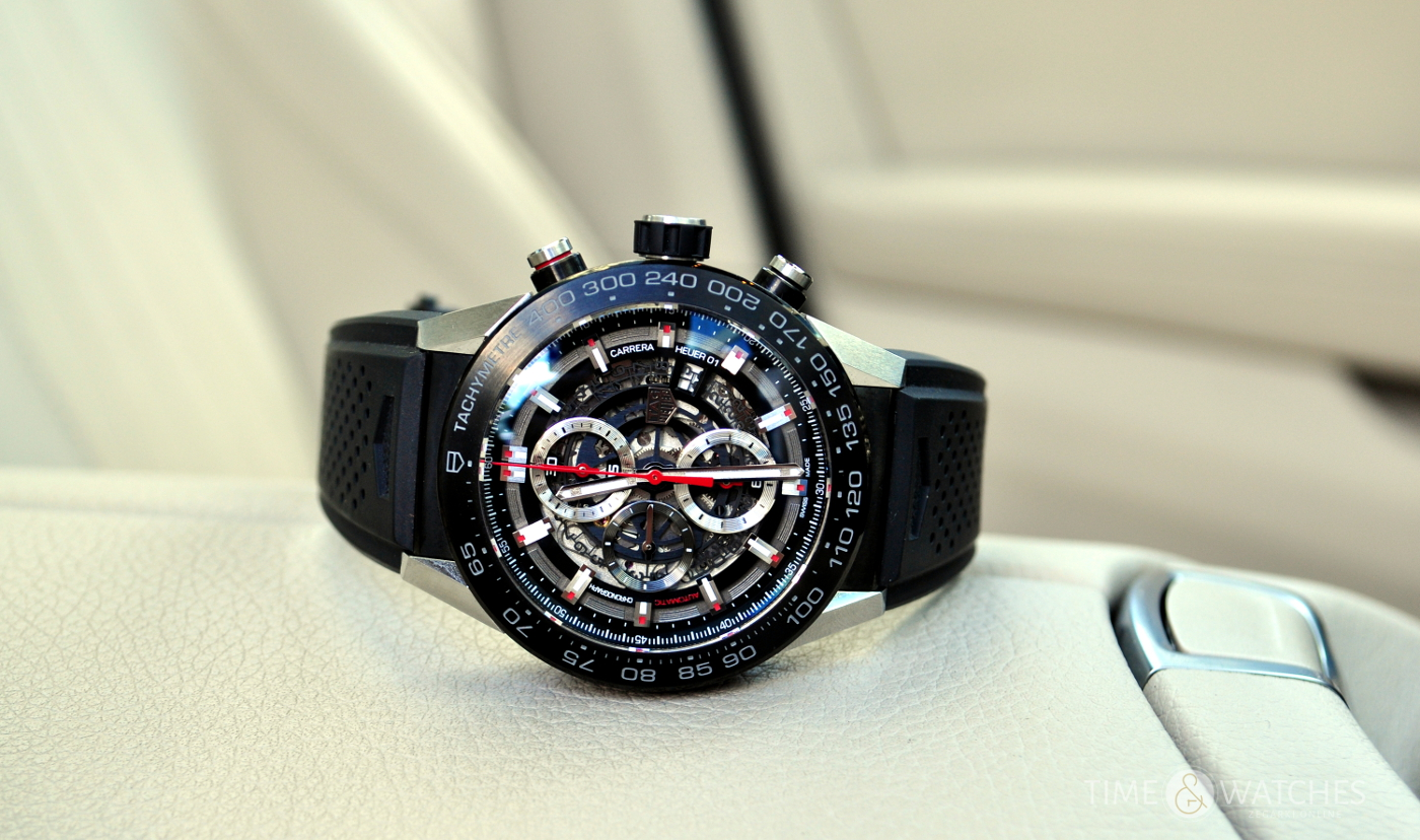 Recenzja: TAG HEUER CARRERA CALIBRE HEUER-01 | Timeandwatches.pl