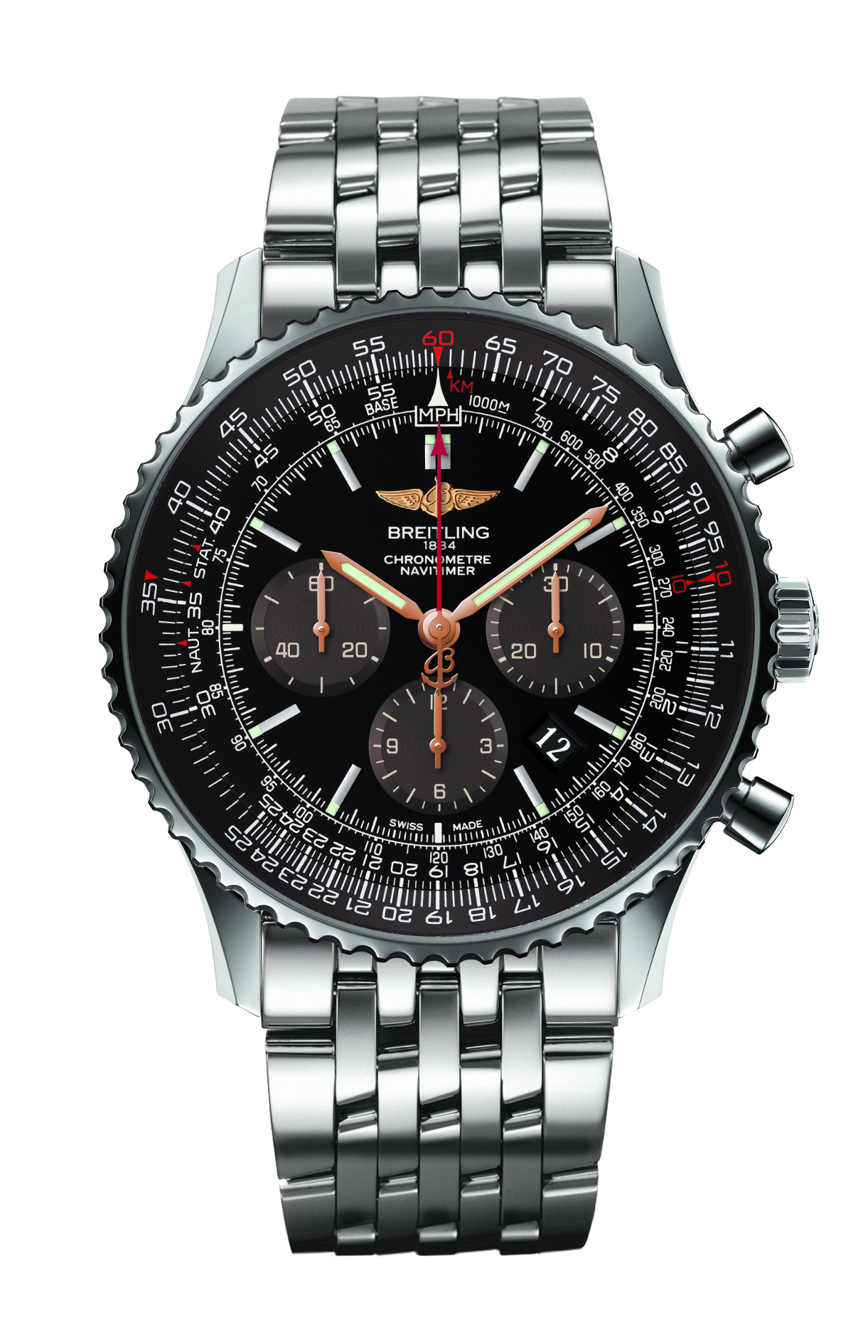 Nowy Breitling Navitimer 01 (46 mm) Limited Edition | timeandwatches.pl