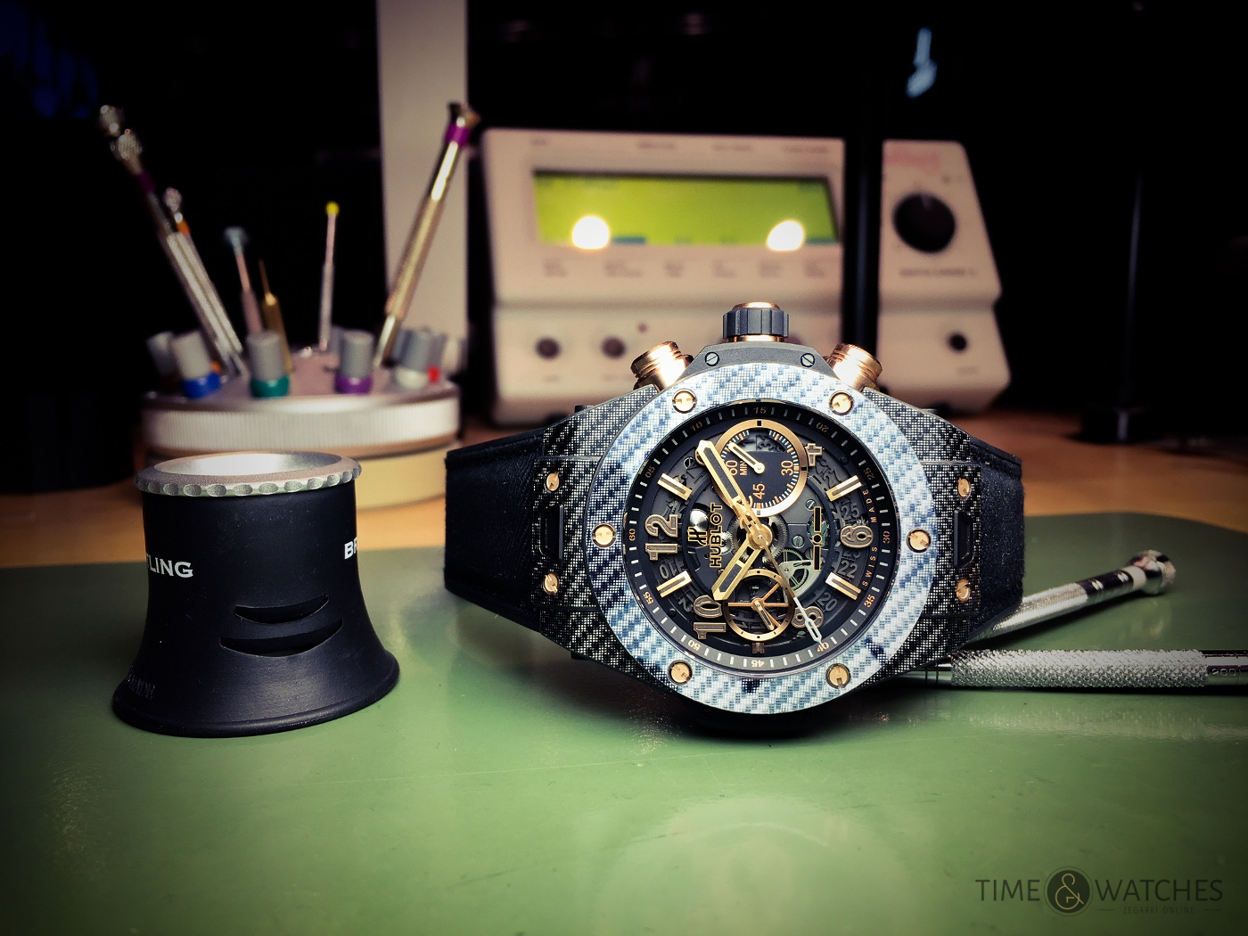 Hublot Big Bang Unico Italia Independent Black Camo