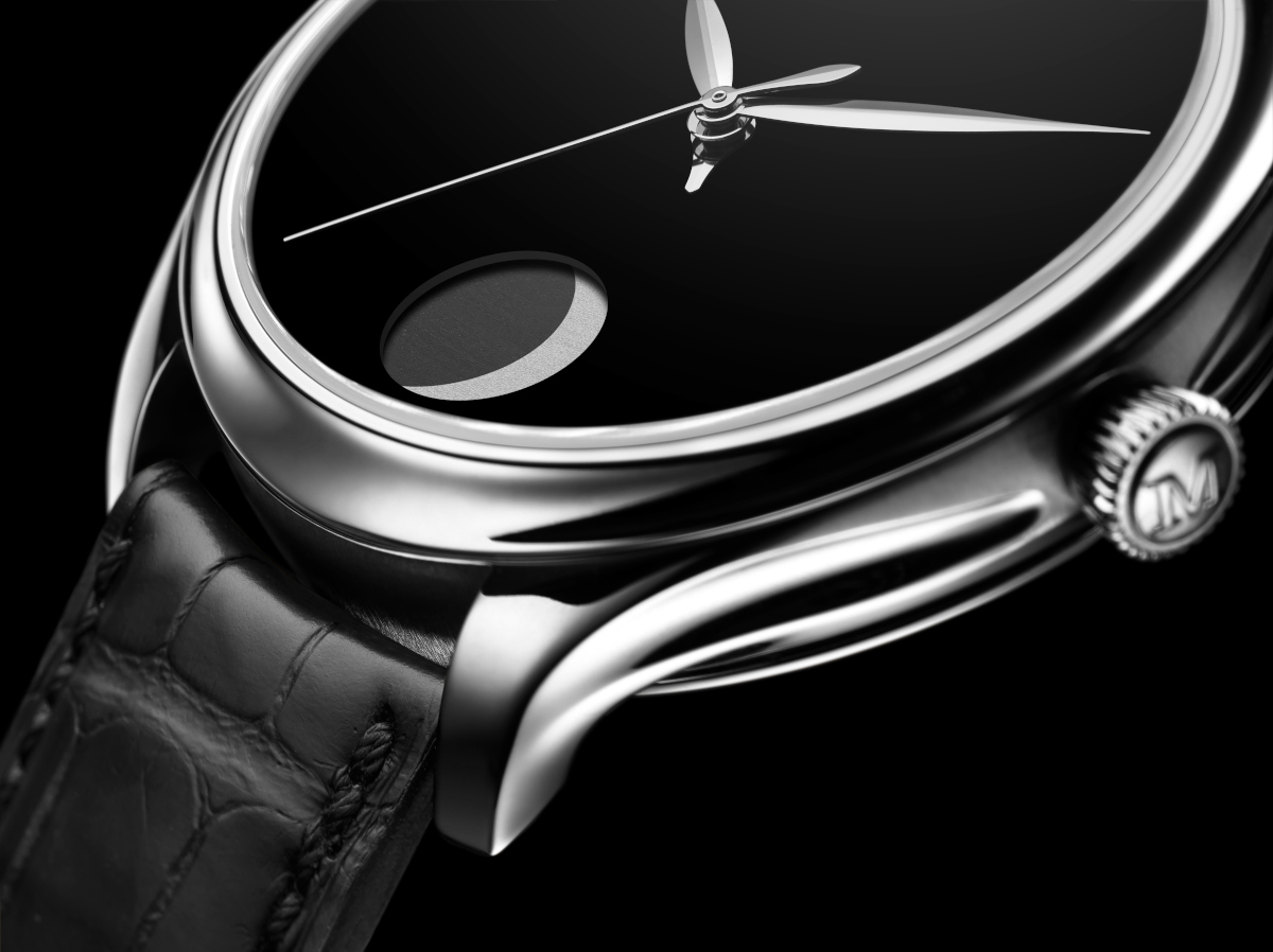 H. Moser & Cie. Endeavour Perpetual Moon Concept