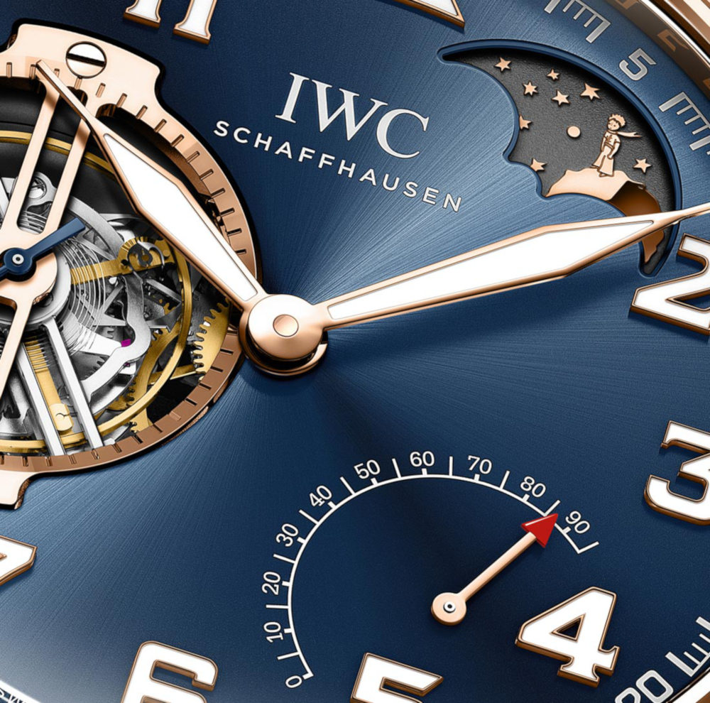 IWC Big Pilot's Watch Constant-Force Tourbillon Edition