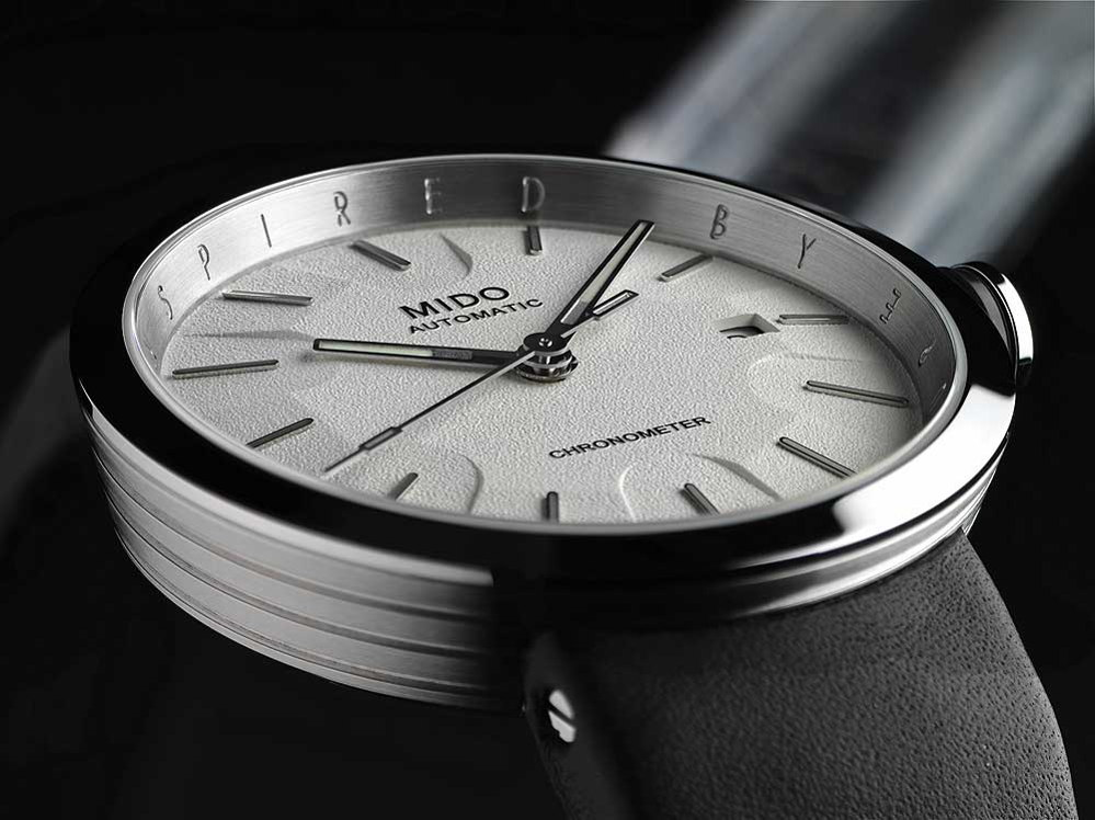 Mido Inspired By Architecture Limited Edition | www.timeandwatches.pl