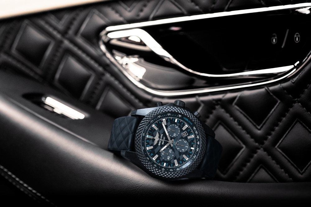 "Breitling Continental GT ""Dark Sapphire"" Edition 
