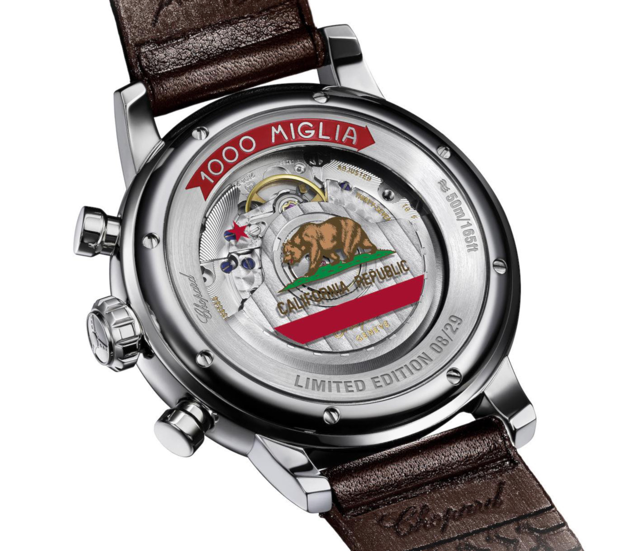 Chopard Mille Miglia Classic Chronograph California Mille Edition Watch