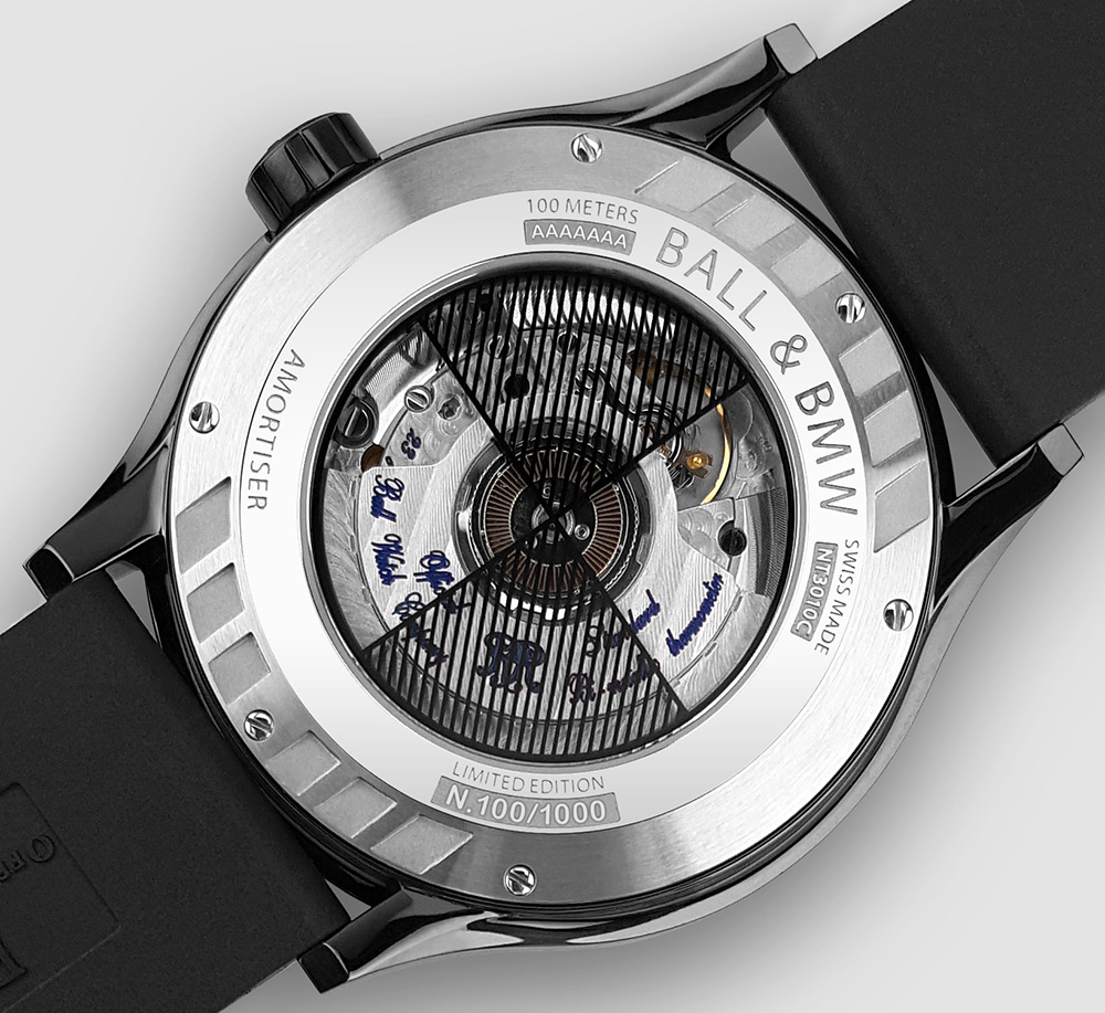 Ball For BMW TMT Chronometer - timeandwatches.pl