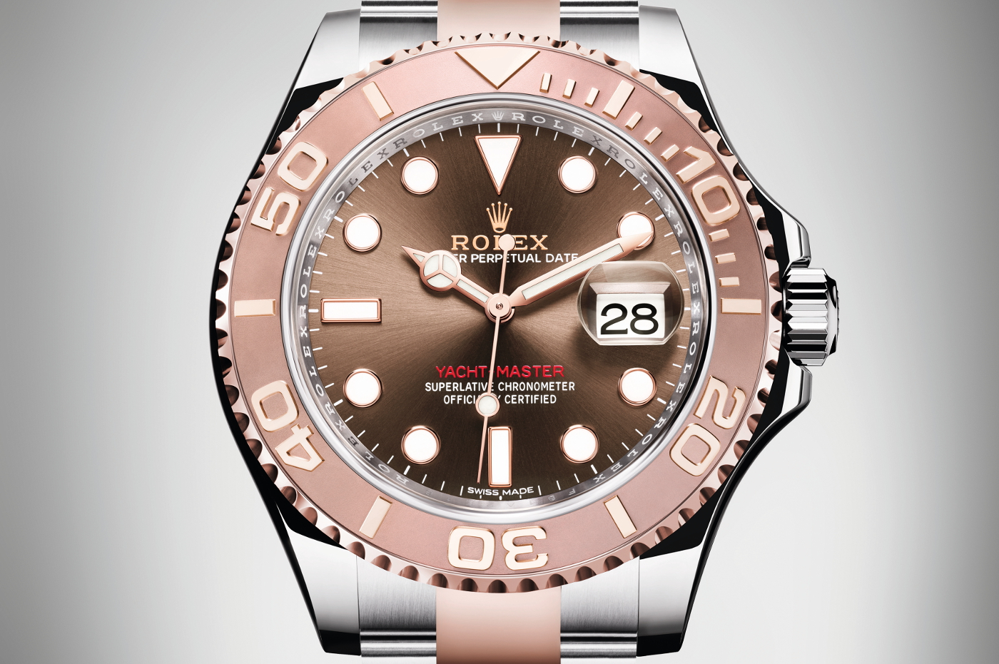 Rolex Yacht - Master 40 | Timeandwatches.pl