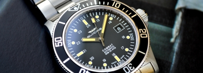 Hands-on: Glycine Combat Sub Phantom