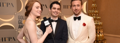 Genialny Damien Chazelle i jego Jaeger-Lecoultre Master Grande Ultra Thin Small Second