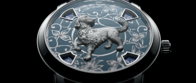 Vacheron Constantin Métiers d'Art The legend of the Chinese zodiac Year of the dog