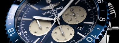 Breitling Chronoliner B04 Boutique Edition z manufakturowym mechanizmem