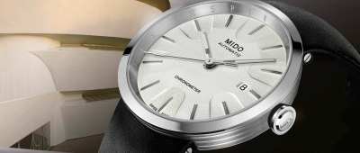 Mido Inspired By Architecture Limited Edition