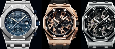 [SIHH 2018]: Audemars Piguet - Royal Oak Offshore 25th Anniversary
