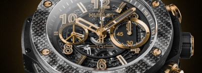Hublot Big Bang Unico Italia Independent Black Camo [live foto]