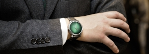 H.Moser & Cie Endeavour Centre Seconds Concept Cosmic Green - limitowany model