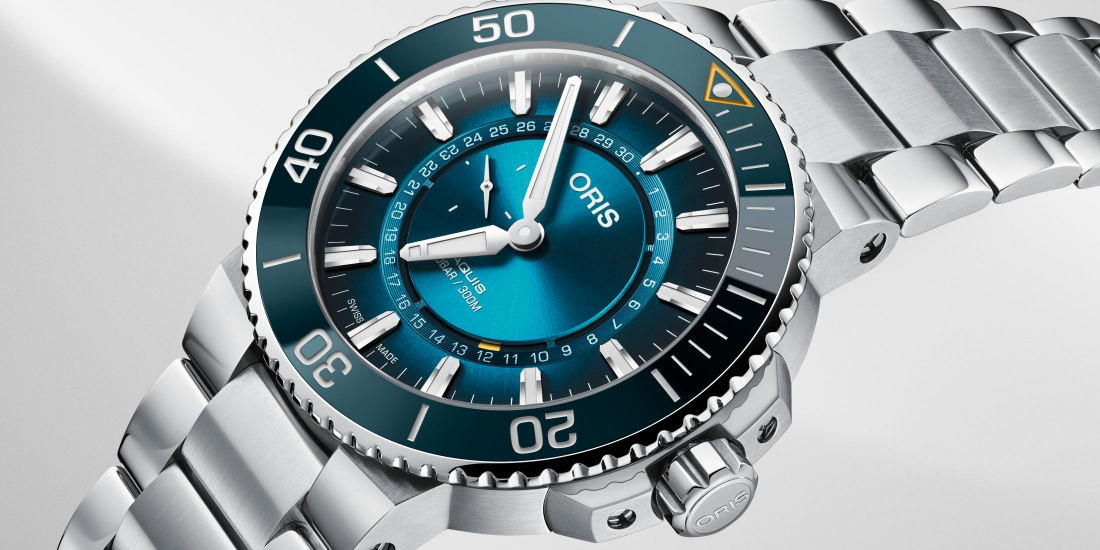 [Basel 2019]: Oris Great Barrier Reef III Limited Edition - na ratunek koralowcom