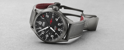 Oris leci na ratunek - Big Crown ProPilot GMT Rega Limited Edition